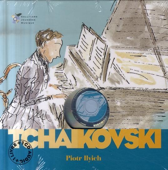 Tchaikovski Liv Cd