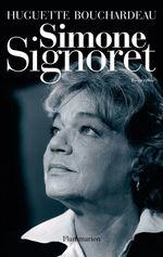 Simone Signoret  - Huguette Bouchardeau