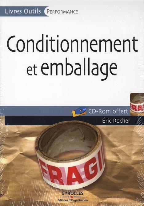 Conditionnement Et Emballage Avec Cd-Rom