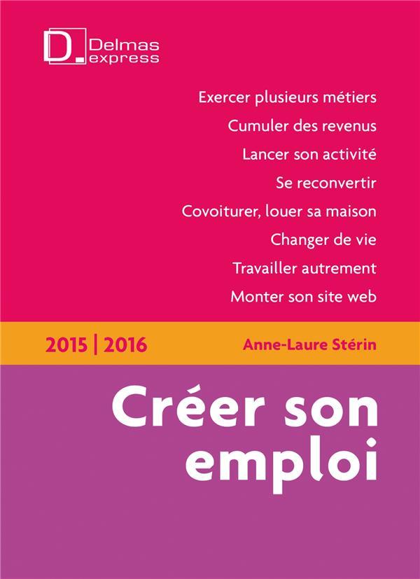 Créer son emploi 2015/2016 (2e édition)