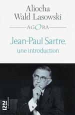Vente Livre Numérique : Jean-Paul Sartre, une introduction  - Aliocha WALD LASOWSKI