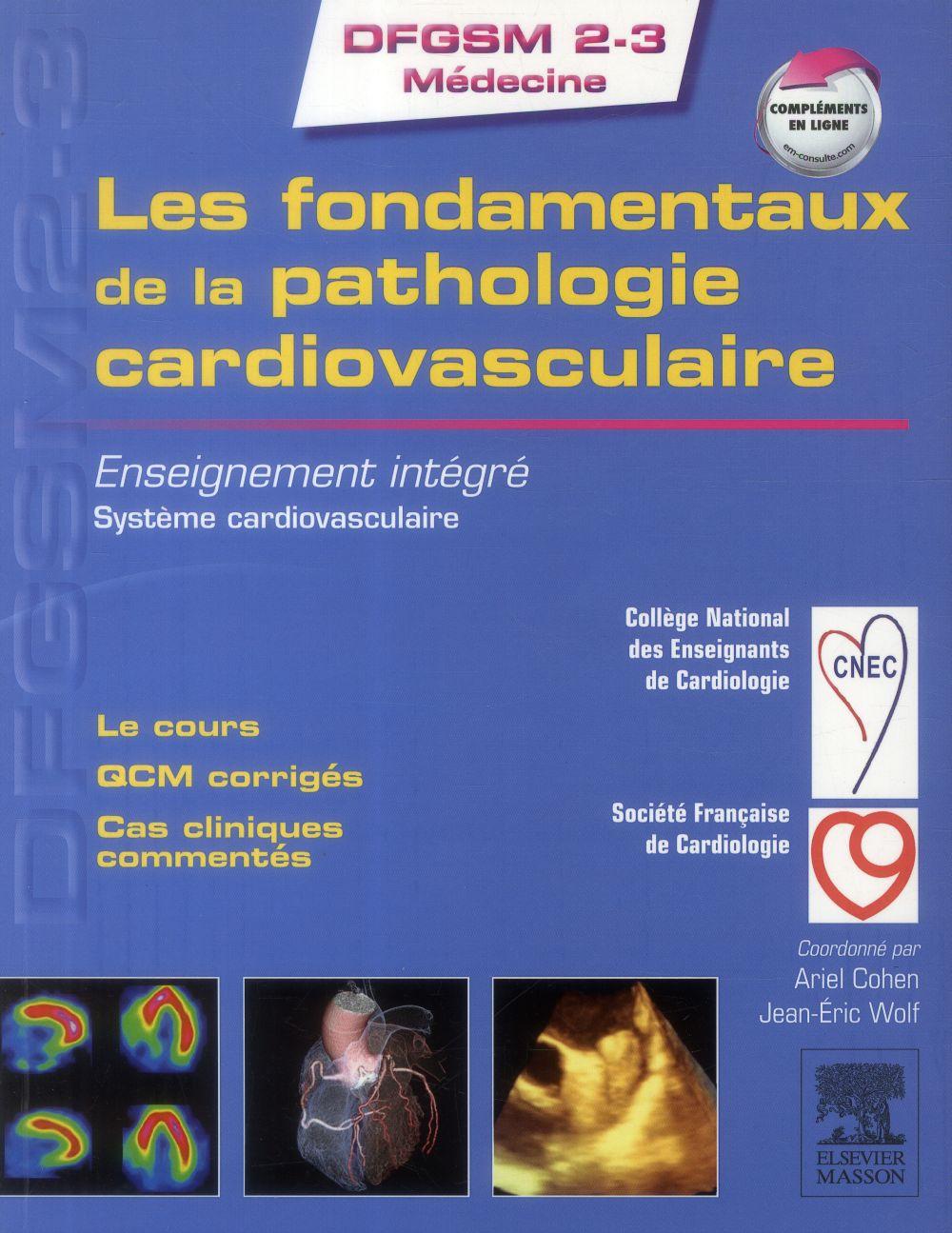 Les fondamentaux de la pathologie cardio-vasculaire