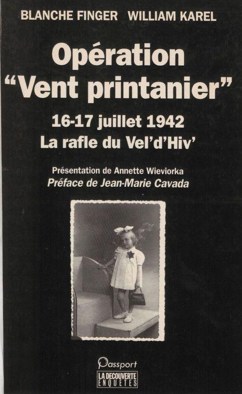 Opération «Vent printanier» (16-17 juillet 1942)