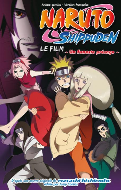 Naruto Shippuden T.1 ; un funeste présage