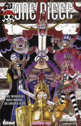 One Piece T.47 ; Ciel Nuageux Avec Risque De Chute D'Os