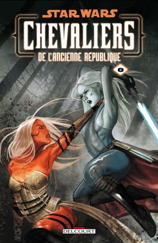 Star Wars - chevaliers de l'ancienne république t.8
