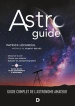 Vente Livre Numérique : Astroguide : guide complet de l'astronome amateur  - Hubert Reeves