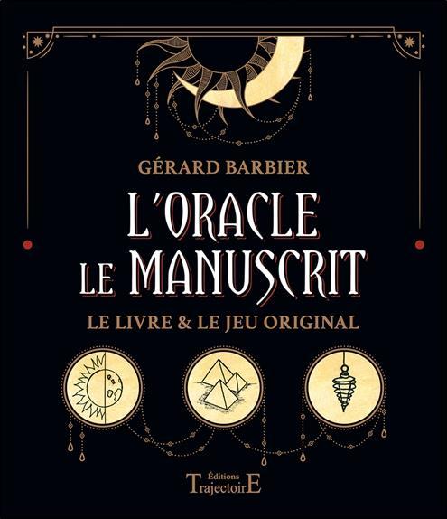 L'oracle le manuscrit ; le livre & le jeu original