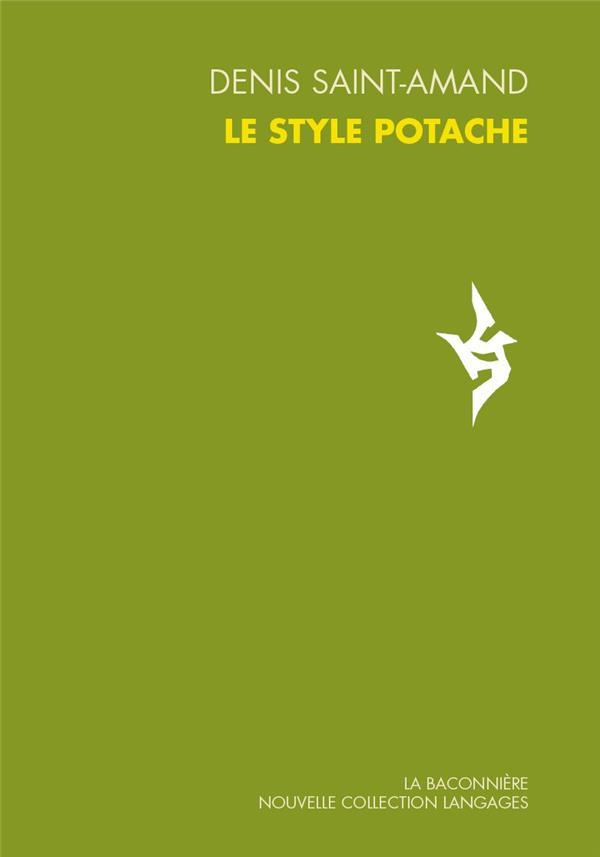 Le style potache