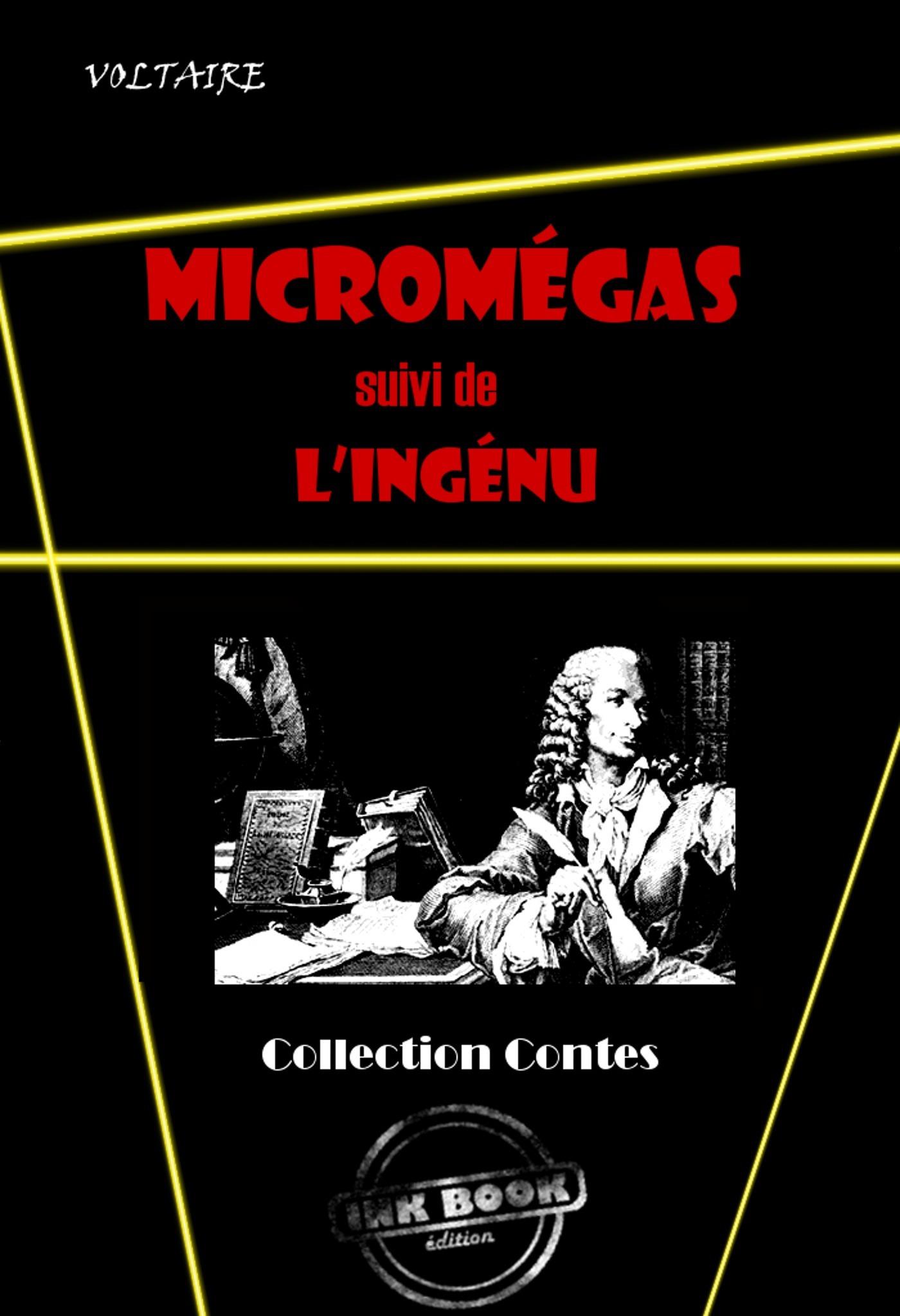 Micromégas ; l'ingénu