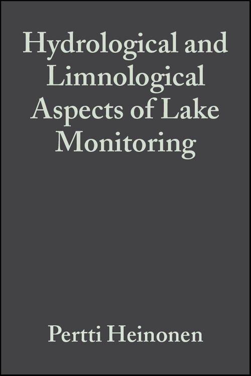 Hydrological and Limnological Aspects of Lake Monitoring
