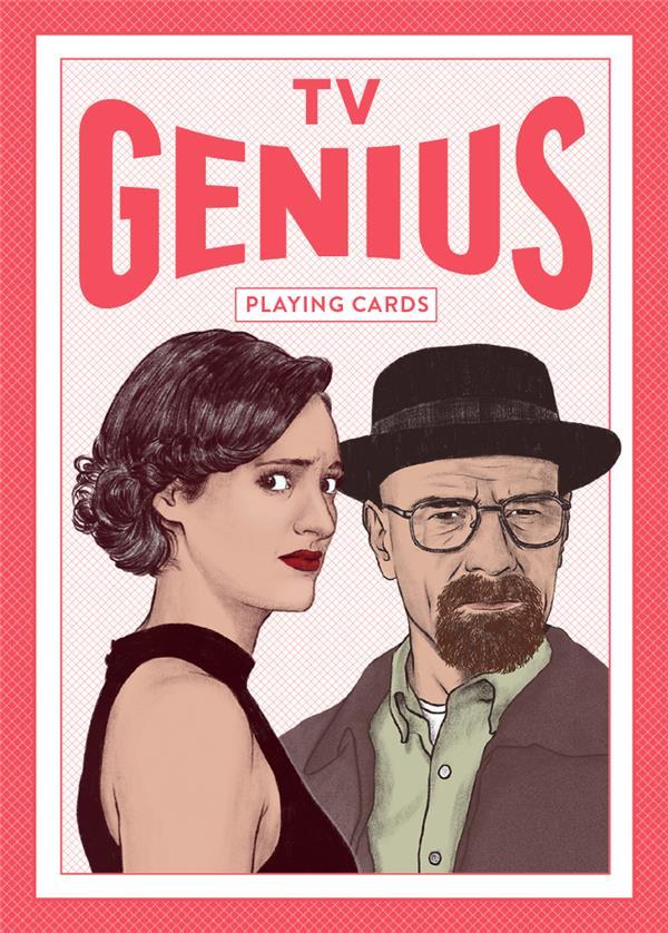 Genius tv playing cards