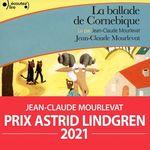 Vente AudioBook : La ballade de Cornebique  - Jean-Claude Mourlevat