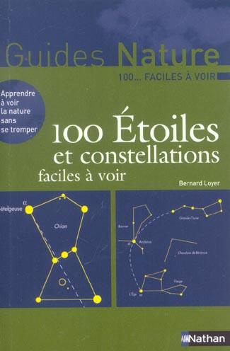 100 etoiles et constellat faci