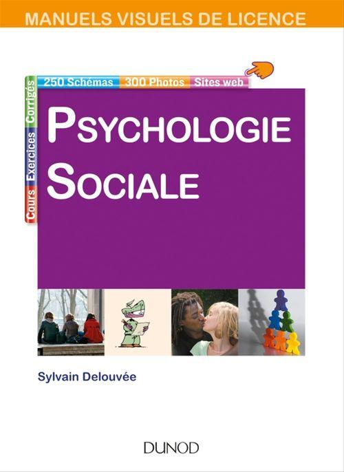 Manuel visuel de psychologie sociale (3e édition)