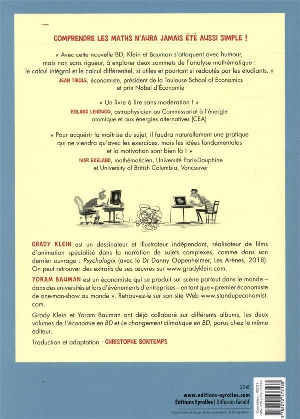Les mathématiques en BD ; l'analyse