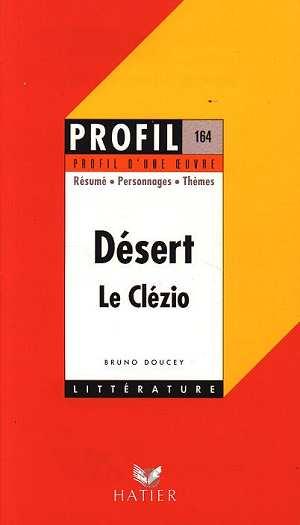 Désert, de J-M G. Le Clézio
