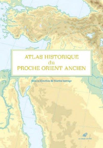 Atlas historique du Proche Orient ancien