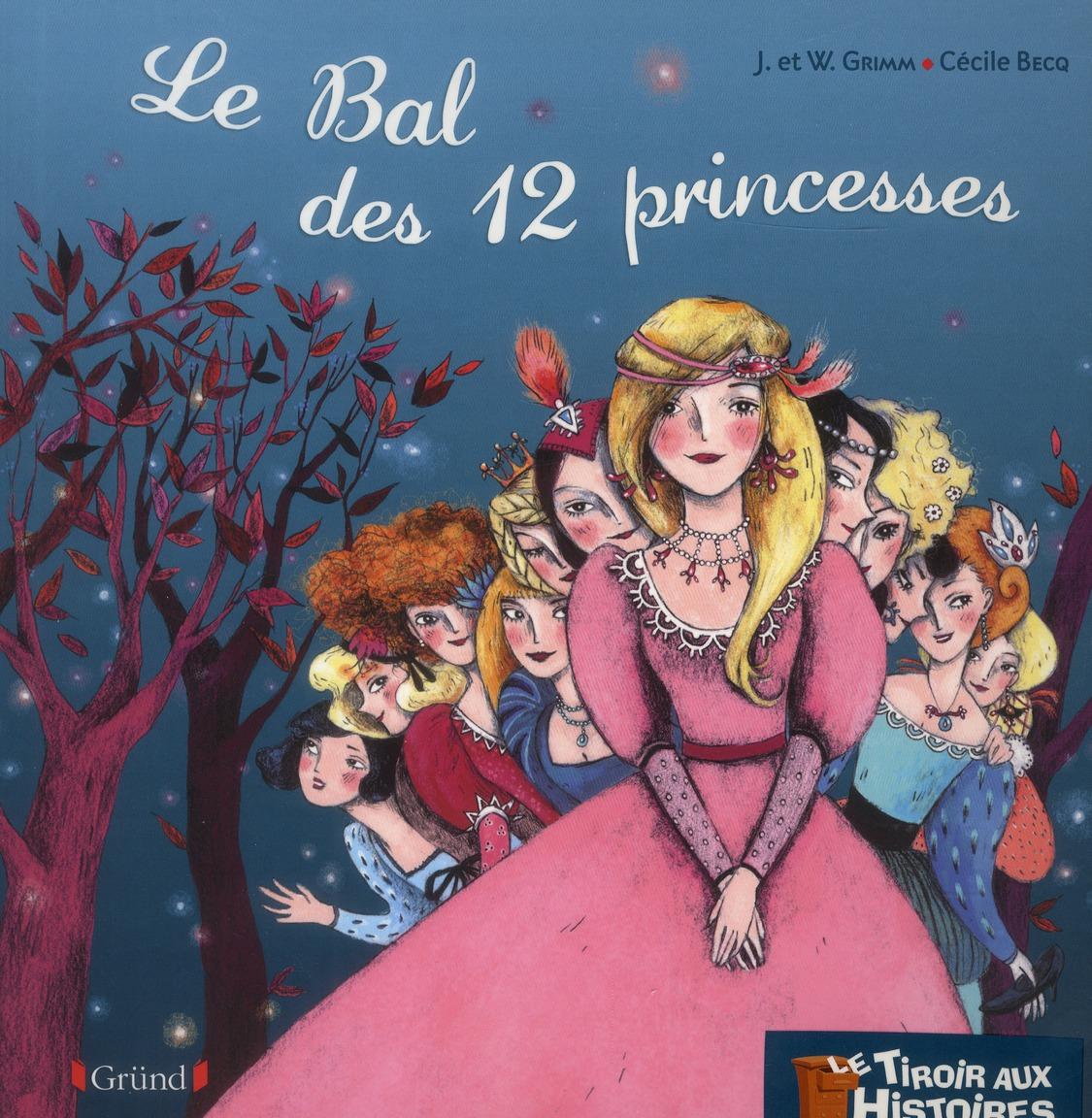 Le bal des douze princesses