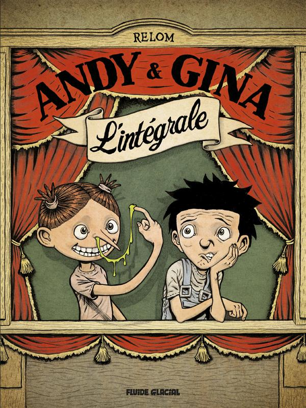 Andy et Gina ; intégrale