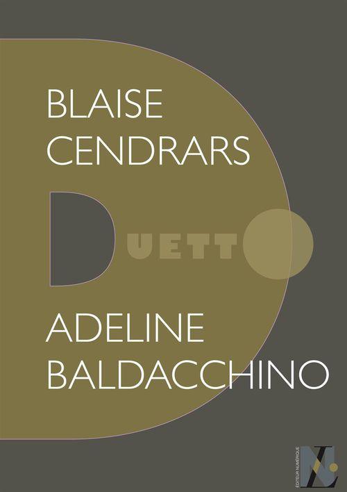Blaise Cendrars - Duetto
