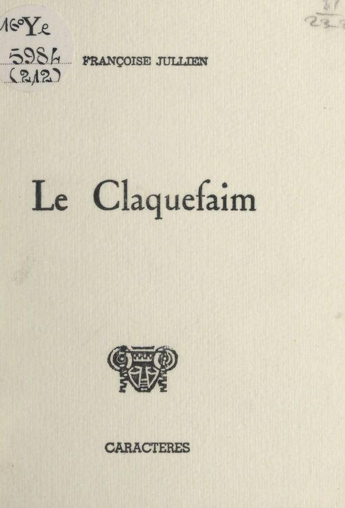 Le Claquefaim