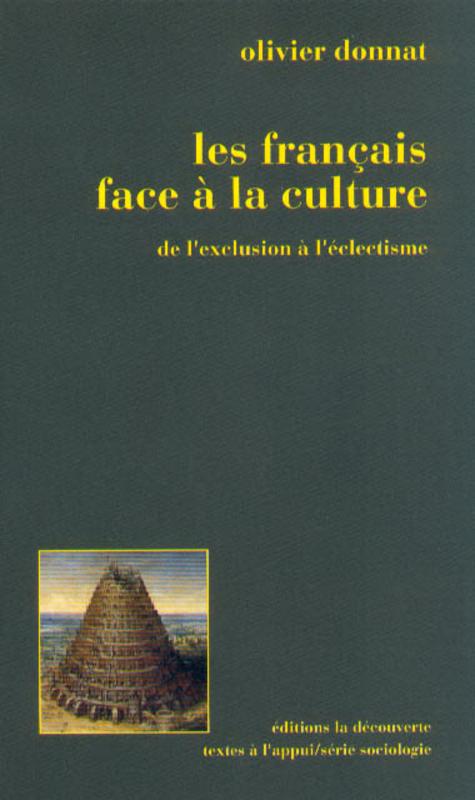 Les Français face à la culture