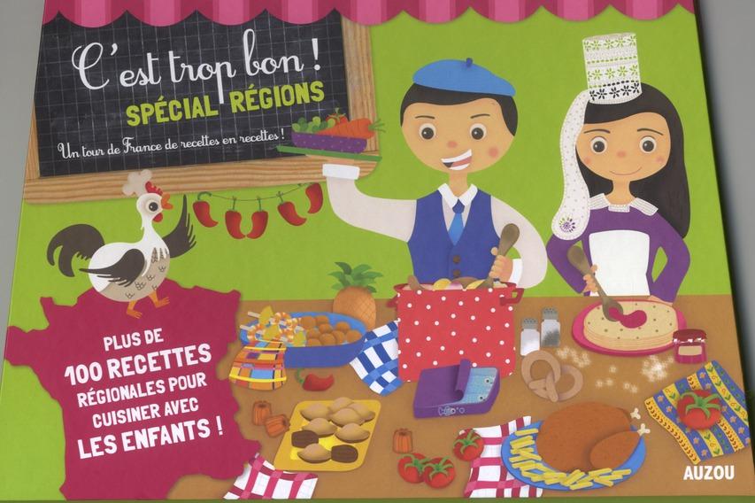 C'Est Trop Bon ! Special Regions