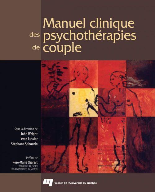 Manuel clinique des psychothérapies de couple