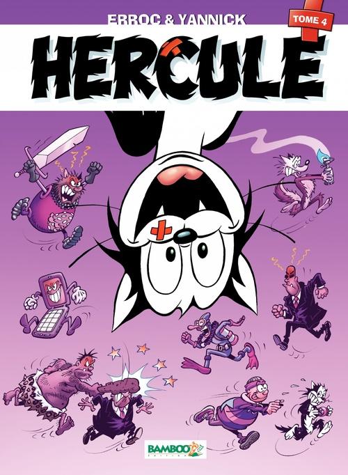 Vente Livre Numérique : Hercule - Tome 4  - Erroc
