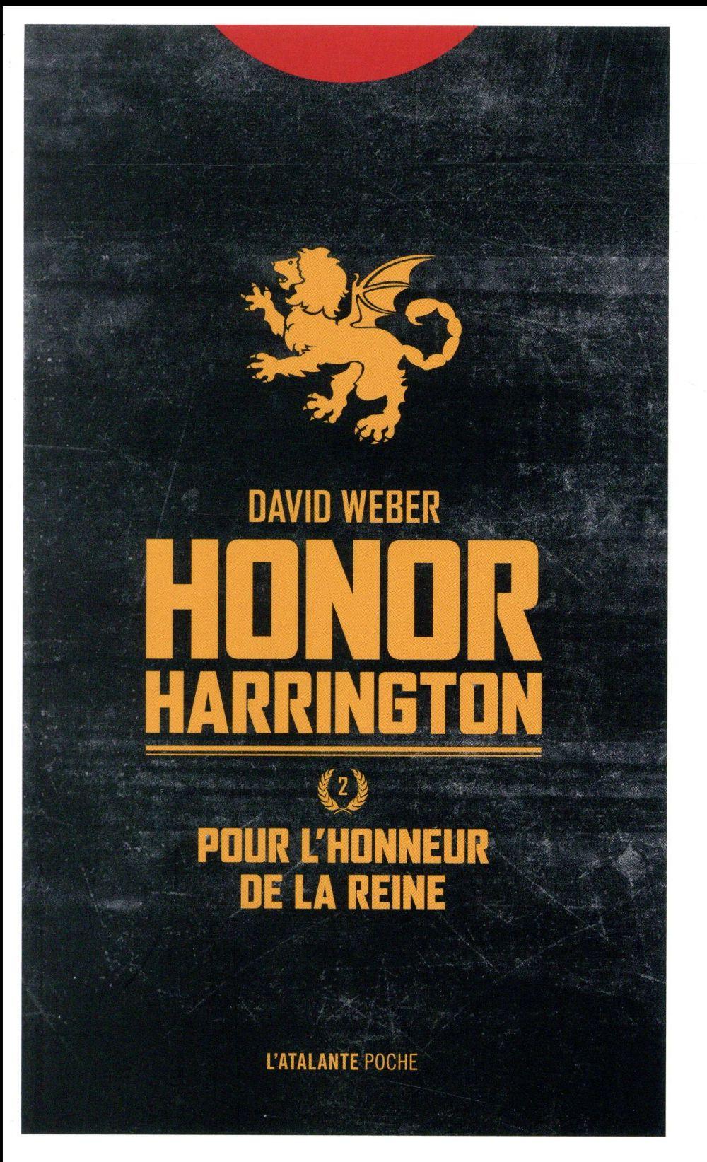 Honor Harrington t.2 ; pour l'honneur de la reine