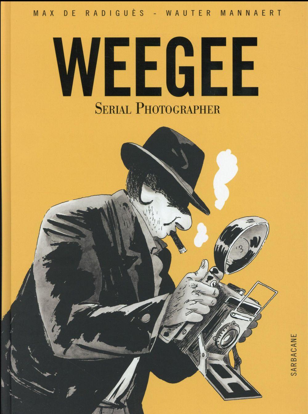 Weegee, seria photographer