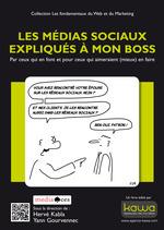 Vente EBooks : Les médias sociaux expliqués à mon boss  - Hervé Kabla - Yann Gourvennec