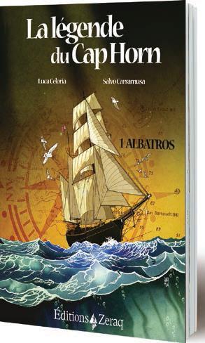 La légende du Cap Horn t.1 ; albatros