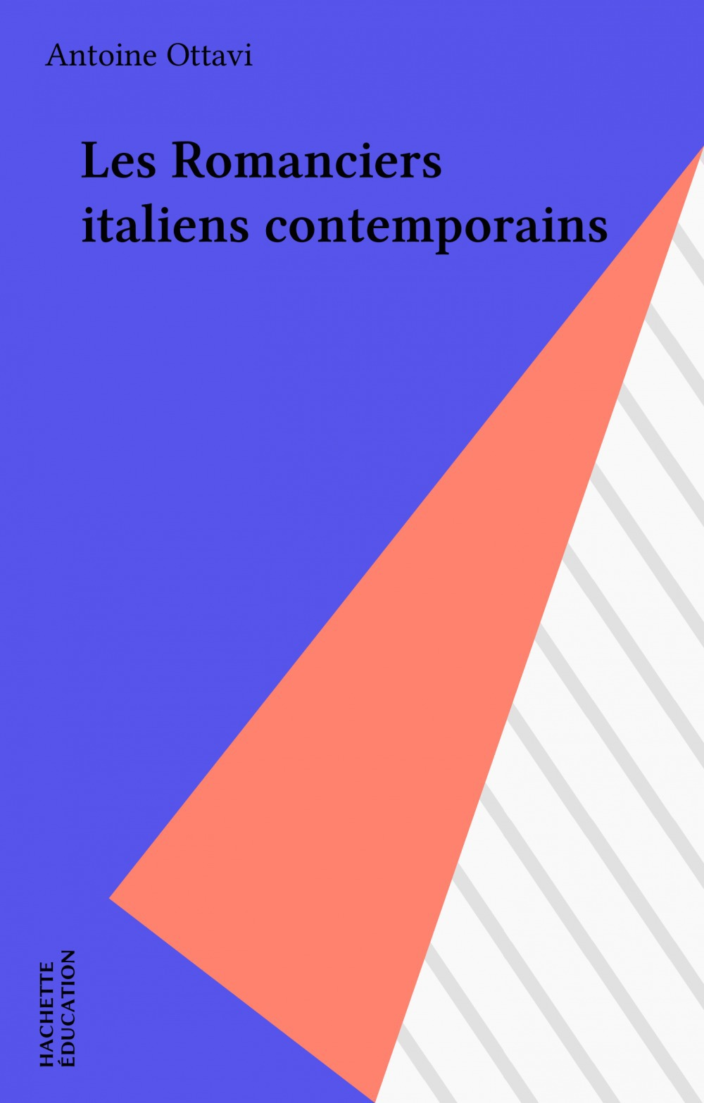 Romanciers italiens contemporains