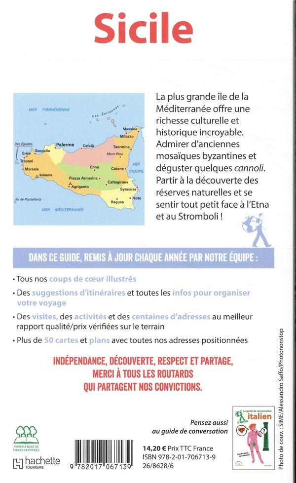 Guide du Routard ; Sicile (édition 2019)