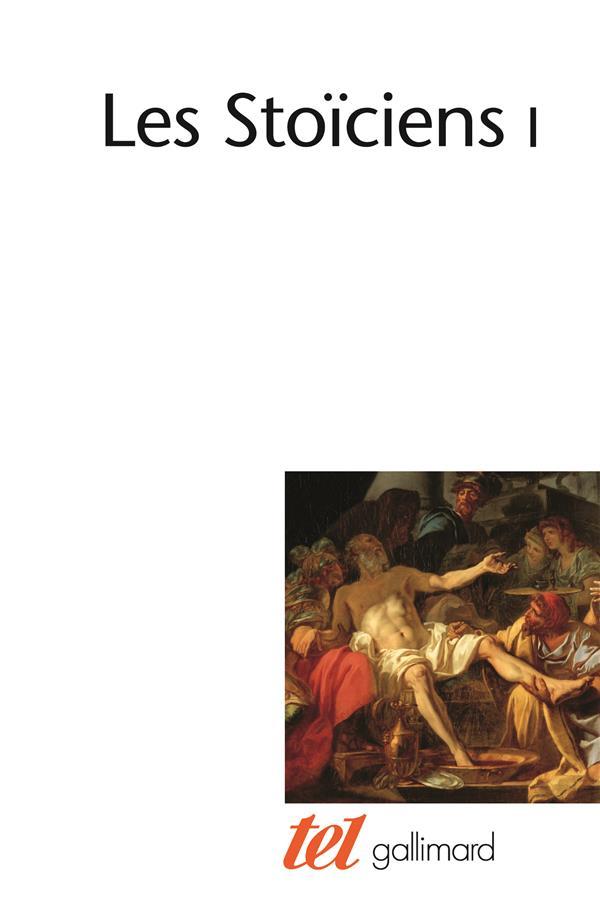 Les stoiciens (tome 1)