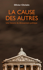 Vente Livre Numérique : La cause des autres  - Olivier CHRISTIN