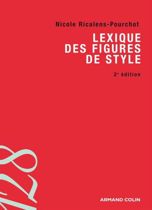 Lexique des figures de style (2e édition)