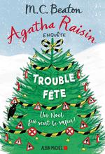 Vente Livre Numérique : Agatha Raisin 21 - Trouble-fête  - M. C. Beaton