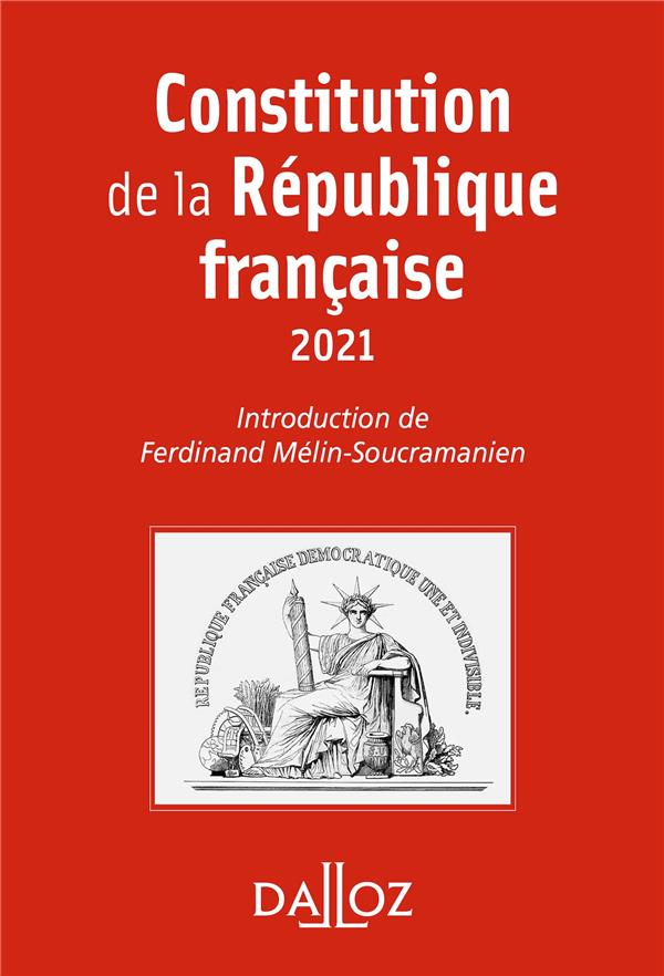 Constitution de la République française