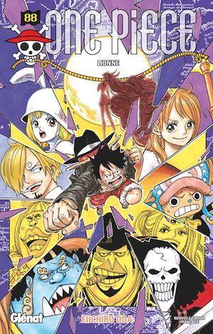 One Piece - édition originale T.88 ; lionne