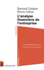 L'analyse financière de l'entreprise  - Bruno Oxibar - Bernard Colasse