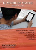 Vente Livre Numérique : Fiche de lecture Le Mythe de Sisyphe - Résumé détaillé et analyse littéraire de référence  - Albert Camus