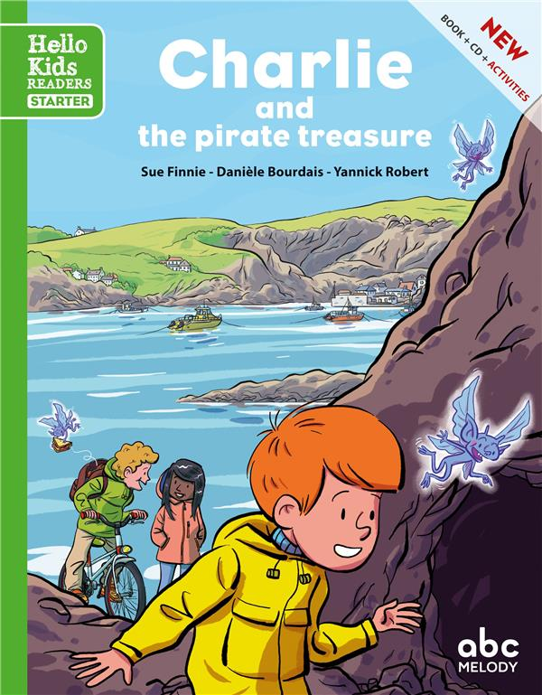 Charlie and the pirate treasure ; level 1