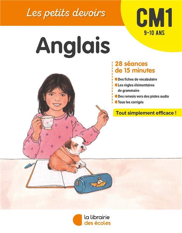 Les petits devoirs ; anglais ; CM1