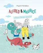 Vente Livre Numérique : Alfred et Maurice - Lecture BD jeunesse humour dinosaure - Dès 7 ans  - Pog
