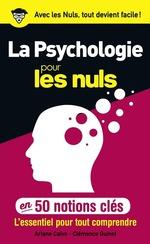 Vente EBooks : 50 notions clés sur la psychologie pour les Nuls  - Clémence GUINOT - Ariane CALVO