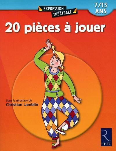 20 Pieces A Jouer 7/13 Ans