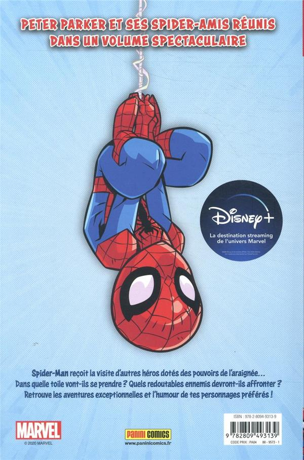 Spider-Man ; marvel super hero adventures